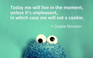 Me will eat a cookie